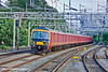 30th Jun 11:  325015 leads on the Willesden to Shieldmuir Royal Mail service. Captured at Rugeley