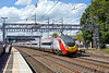 30th Jun 11:  Yet another Pendolino thunders south through Rugeley