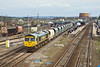 2nd Apr 11:  Charging through Didcot is 66951 hauling 6V60 from Angerstein Wharf to Stoke Gifford