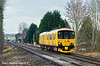 11th Jan 11:  NetworkRail's Track Recording Unit 950001 now returns to Woking after it's reversal at Wokingham