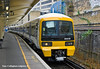 8th Jul 11:  Resting between duties in Platform 1 at Victoria iis newly refurbished Networker unit 465018