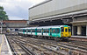 8th Jul 11:  Southern's 455833 arrives at Victoria with a service fron London Bridge