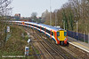 2nd Mar 11:  Arriving at Staines is 458008 heading 2C38 the 12.42 from Reading to Waterloo