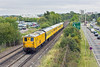 20th Sep 11:  73138 TnT 73107 are seen at Amen Corner leaving Bracknell .  1Q84 will run to Reading and then return.