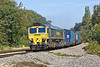 2nd Sep 11:  66501 at Southcote Junction working 4O51 from Cardiff Wentloog