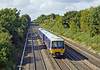 17th Sep 11:  166214 on the Up Main at Shottesbrooke on what is believed to be the 10.40 from Bedwyn