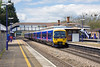 15th Apr 12:  165126 is the lead unit on the 13.50 from Oxford to Paddington seen here running through Tilehurst