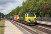 31st Aug 12:  70009 runs trough Tilehurst while working 4O51 from Wentloog to Southampton