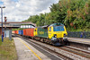 31st Aug 12:   70017 on the point of 4O49 the 09.236 from Crewe Basford Hall to Southampton Marritime is captured at Tilehurst