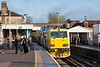 5th Dec 12:  On the Alton to Staines leg of 3S82's daily schedule DR98926 & 98976 run through Farnham