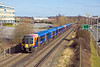 25th Feb 12:  450018 tails on the 12.42 from Reading to Waterloo