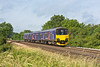 28th Jun 12:   450002 near Mortimer tasked with the 09.06 from Basingstoke to Reading