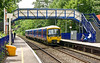 22nd Jun 12:   166201 crawls through Reading West as it works the 12.43 from Bedwyn to Paddington