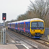 10th Mar 12:  166206 on the Down Main through Maidenhead on an ECS move