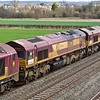 20th Mar 12:  My first picture of 66226 in Euro Cargo branding