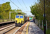 22nd May 12:  Captured at Long Buckby is 66502 heading 4O88 from Lawley Street to Thames Port (Grain)