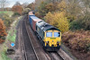17th Nov 12:  66503 plies 4O27 from Garston to Southampton through Silchester