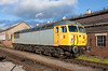25th Nov 12:  DCR 56312 having collected 60163 from Southall rests in the GWS Centre at Didcot