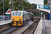 10th Oct 12:  3S84 from Eastleigh at Crowthorne with DR98972 at the rear