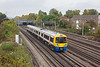 20th Oct 12:  London Overground 378209 nears South Kenton with 2C20 the 11.21 from Watford Junction to Euston