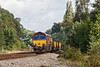25th Sep 12:  66094 at Southcote Junction heading 6O26 the Hinksey to Eastleigh Departmental