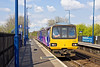 24th Apr 12:  144004 at Thurnscoe about to depart to towards Leeds with the 15.14 from Sheffield