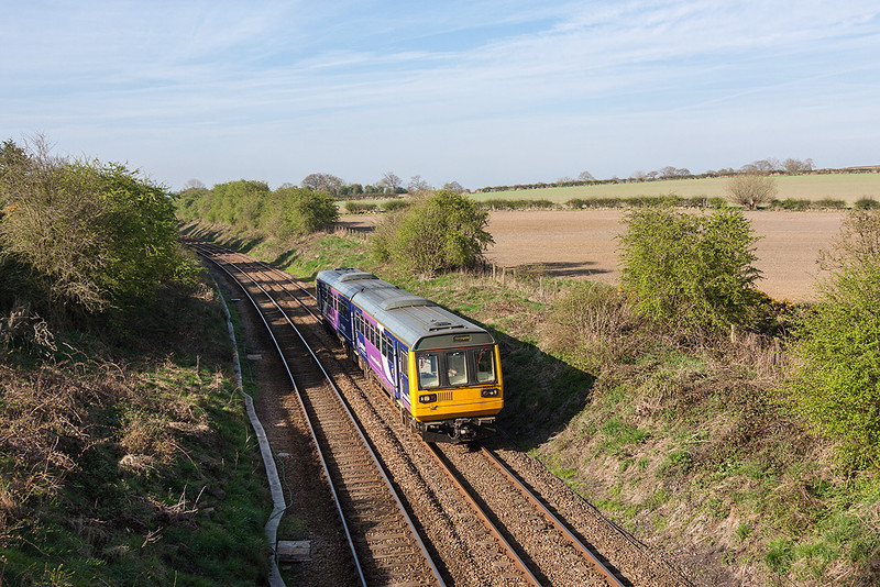6th May  13:  142089 is tasked with the 07.43 Leeds to York  although the blind says Harrogate.