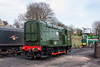 14th Apr 13:  Built for the LMS in 1945 12049 is on loan from Day's in Brentford