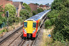12th  Aug 13:  Leaving Egham with 458006 on the front is the13.20 from Waterloo to Reading