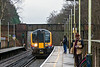 9th Feb 13:  Fortunately 450081 forming 2P44 the 13.39 from Hazelmere to Waterloo was running 1 minute early as it passed through Worplesdon as the Orient Express was already in sight and they are booked to Pass in the station !!
