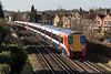 15th Feb 13:  458002 & 458011 at Egham on the 09.56 from Reading to Waterloo