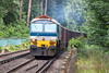26th Jul 13:  With the normal rake of MBAs 59103 leaves Ascot with 7Z20 from Grain to Merehead