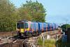 4th Jul 13:   150029 arriving at Portsmouth Harbour on1T45 the 15.09 from Waterloo via Eastleigh.