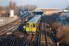 5th Mar 13:  The 07.38 Brighton to Chichester departs from Littlehampton in the hands of 313207
