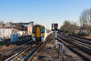 31st Mar 13:  Heading for the seaside is 375827 working 1Z10 the 08.23 Charing Cross to Hastings through Norwood Jct