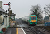 7th Mar 13:  Running on time through Berwick is 171725 forming 1G22 the 10.33 from Ashford to Brighton