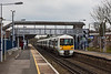 30th Mar 13:  376021 arrives at West Wickham on the 11.47 from Charing Cross to Hayes (Kent)