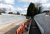 14th Mar 13:  The new bridge at Duffield Rd in the Sonning Cutting