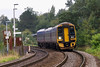 26th Sep 13:  159952 is captured running on time through Dilton Marsh on 1F26 the 15.23 from Portsmouth Harbour to Cardiff