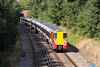 5th Sep 13:  458027+8017 have just passed under the A329 in Wokingham with 2C42 the 13.42 Reading to Waterloo service