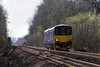 19th Mar 14:   150120 huriees towards Fairwood Junction with 2O24 the 13.10 Weymoouth to Gloucester