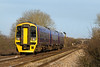 19th Mar 14:  158954 if running as 2O95 the 14.59 from Frome to Warmister