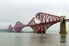 27th Apr 14:  Goodbye Forth Bridge now for  Easyjet back to Bristol