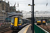 26th Apr 14:  380104 departs with 2Y24 the 13.14 from Waverley to North Berwick
