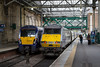 26th Apr 14:  334022 and DVT 82211 take their ease in Waverley's Platform 10 & 11.   ISO 1600 does the job