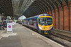 3rd Jun 14:  First Trans Pennine Express 185181 forming 1S06 the 12.06 from Newcastle to Liverpool Lime Street calls at Darlington