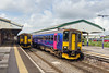 30th  Jun 14:  153373 departs from Westbury with the 09.48 to Swindon