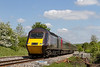 15th May 14:  At the site of Wickwar Station is 43378 forming 1V50 the 06.06 from Edinburgh Waverley to Plymouth
