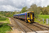 12th May 14:  1O98 is the 10.50 from Great Malvern to Brightin.  Captured at Freshford formed of 158961