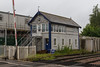 29th May 14:  Retford Thrumpton ex Great Central signal box